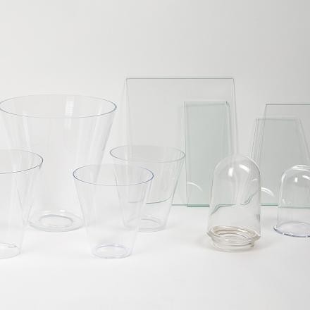 Lampkappen & glazen