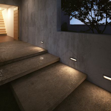 Wandverlichting inbouw