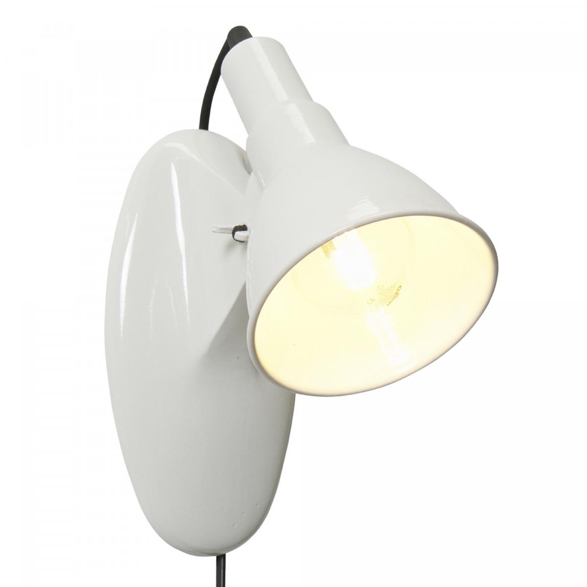BePure wandlamp Masterpiece staal | nostalux.nl