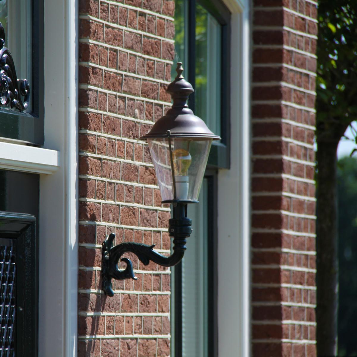 Buitenlamp Hoorn Dag Nacht sensor LED Schemersensor