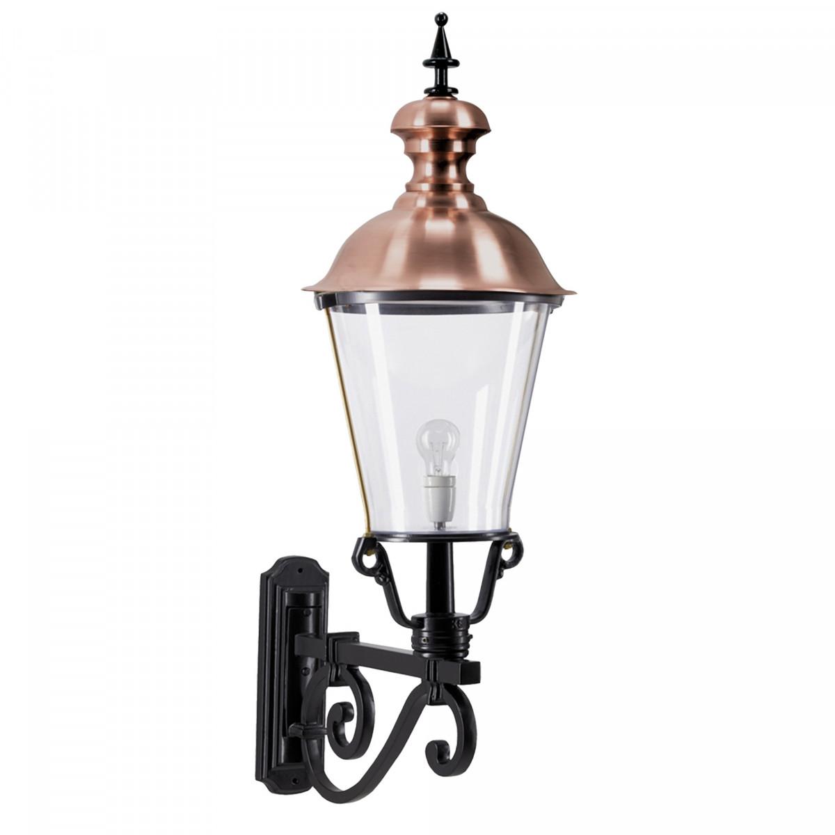 Exclusieve buitenlamp Notaris koper XL