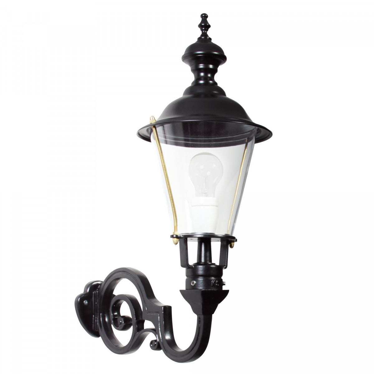 Buitenlamp Amstel M Dag Nacht sensor LED Schemersensor
