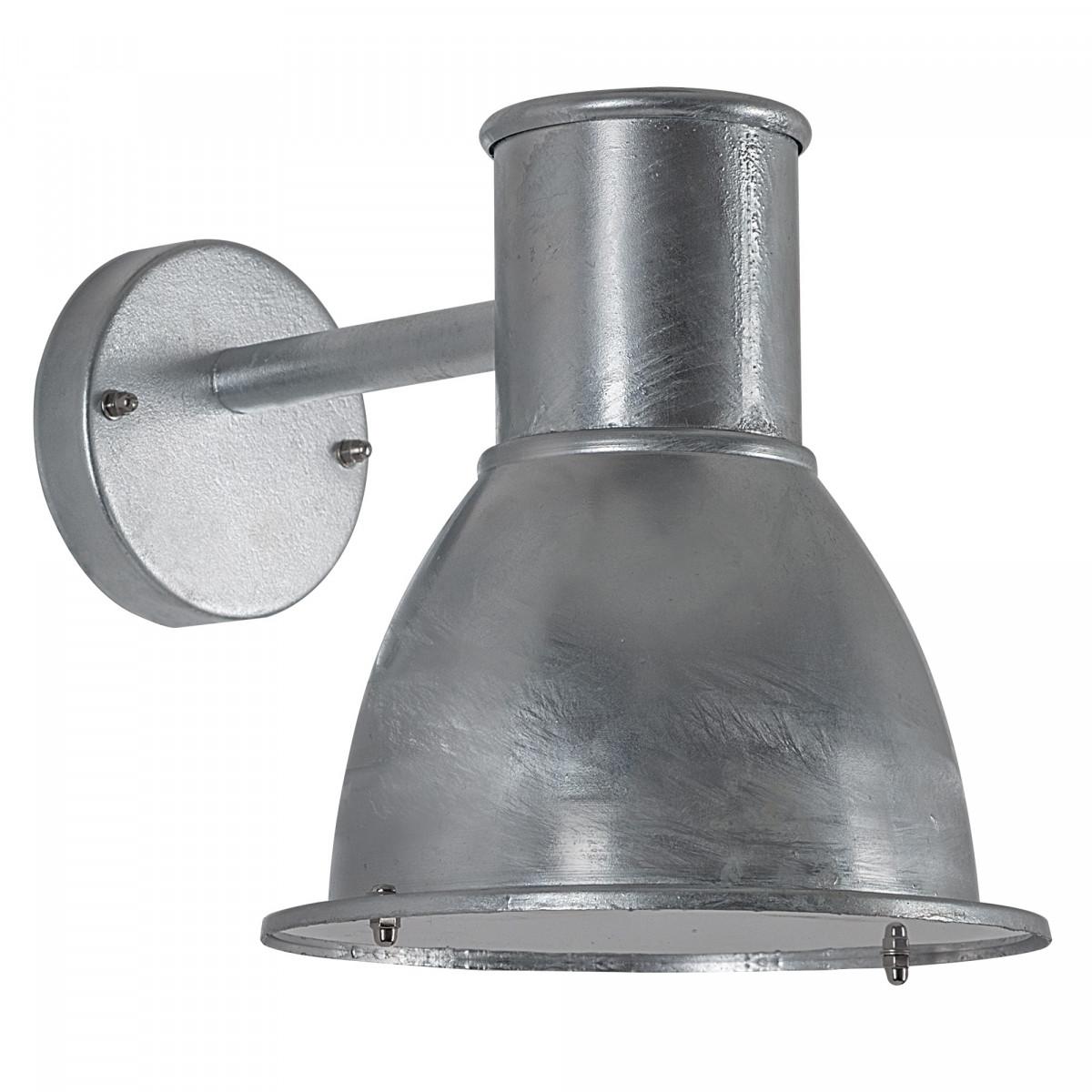 Buitenlamp Barn verzinkt staal