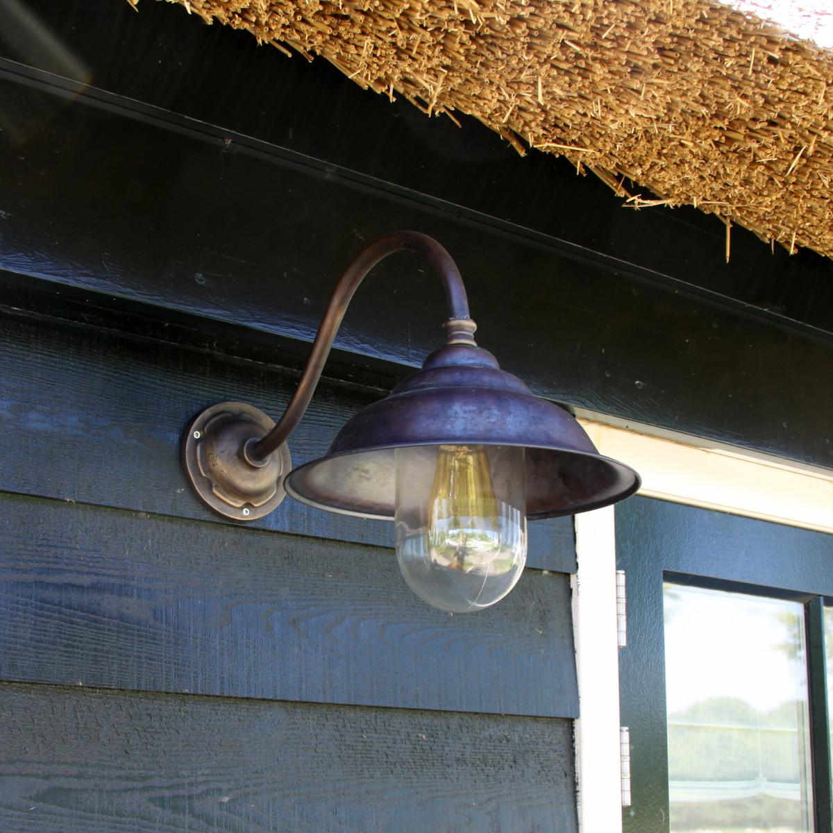 stallamp buitenlamp landelijk - Savoye I Recht (1238) - KS Verlichting - Nostalux stallampen