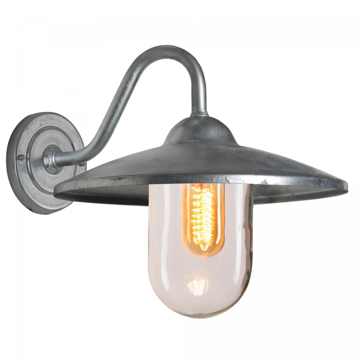 Stallamp Brig gegalvaniseerd buitenlamp